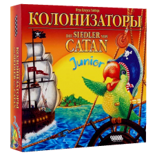Колонізатори Junior (Catan Junior) Катан
