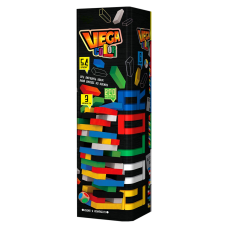 Дженга Vega Color (Jenga Vega Color)