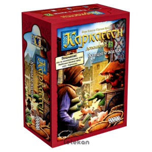 Каркассон: Купці та зодчі (Carcassonne: Traders and builders)