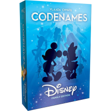 Кодові Імена Дісней (Codenames Disney Family) (Eng)