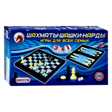 Шахи 3 в 1 (Chess 3 in 1)